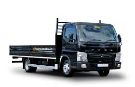 100 Flatbed Truck Rental Dropside For Hire Van S IE