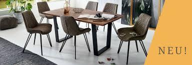 esszimmermöbel tische stühle für ihr traum esszimmer