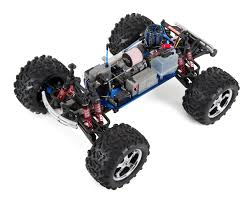 100 Traxxas Nitro Rc Trucks TMaxx 33 4WD RTR Monster Truck Black TRA490773