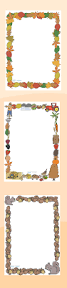 Free Halloween Page Border Clip Art by Best 25 Page Borders Ideas On Pinterest First Page Notebook