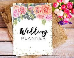 The Ultimate Wedding Planner Printable Organizer Kit DIY Binder Cover