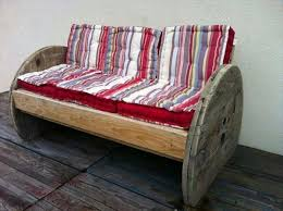 DIY Pallet Sofa For Indoor