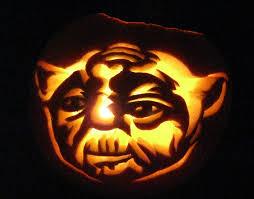 Yoda Pumpkin Template Free by Yoda Pumpkin Stencil
