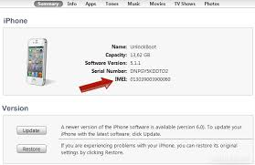 Find iPhone IMEI Number of Your Locked iPhone 4 4S 5 5C 5S 6 6S 7