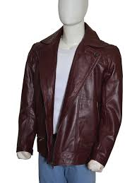 wrestler wwe edge maroon jacket instylejackets