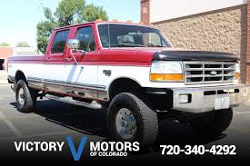1997 Ford F350 XLT | Victory Motors Of Colorado Power Stroking Ford Diesel Truck Buyers Guide Drivgline Showem Off Post Up 9703 Trucks Page 591 F150 Forum Ford Tailgates N Truck Beds Bumpers Id 2934 For Sale 1992 1997 Obs Headlights Double Halo Outlawleds Anyone Own A Pre 97 Truck Bodybuildingcom Forums A 1971 F250 Hiding Secrets Franketeins Monster Wwwdieseldealscom Crew Cab Shortbed 4x4 73 F350 For Classiccarscom Cc1031662 File9798 Xl Regular Cabjpg Wikimedia Commons Courier Wikipedia New Thedieselstopcom Followup To 51997 G Yesterdays Tractors