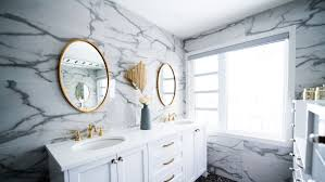 how can i spruce up the powder room and not the bank