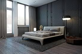 laminat in grau und holz wandverkleidung moderne wohnung