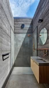 Horse Trough Bathtub Ideas by 25 Best Open Bathroom Ideas On Pinterest Concrete Shower Open