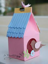 Birdhouse Tutorial By Jo Dumbleton
