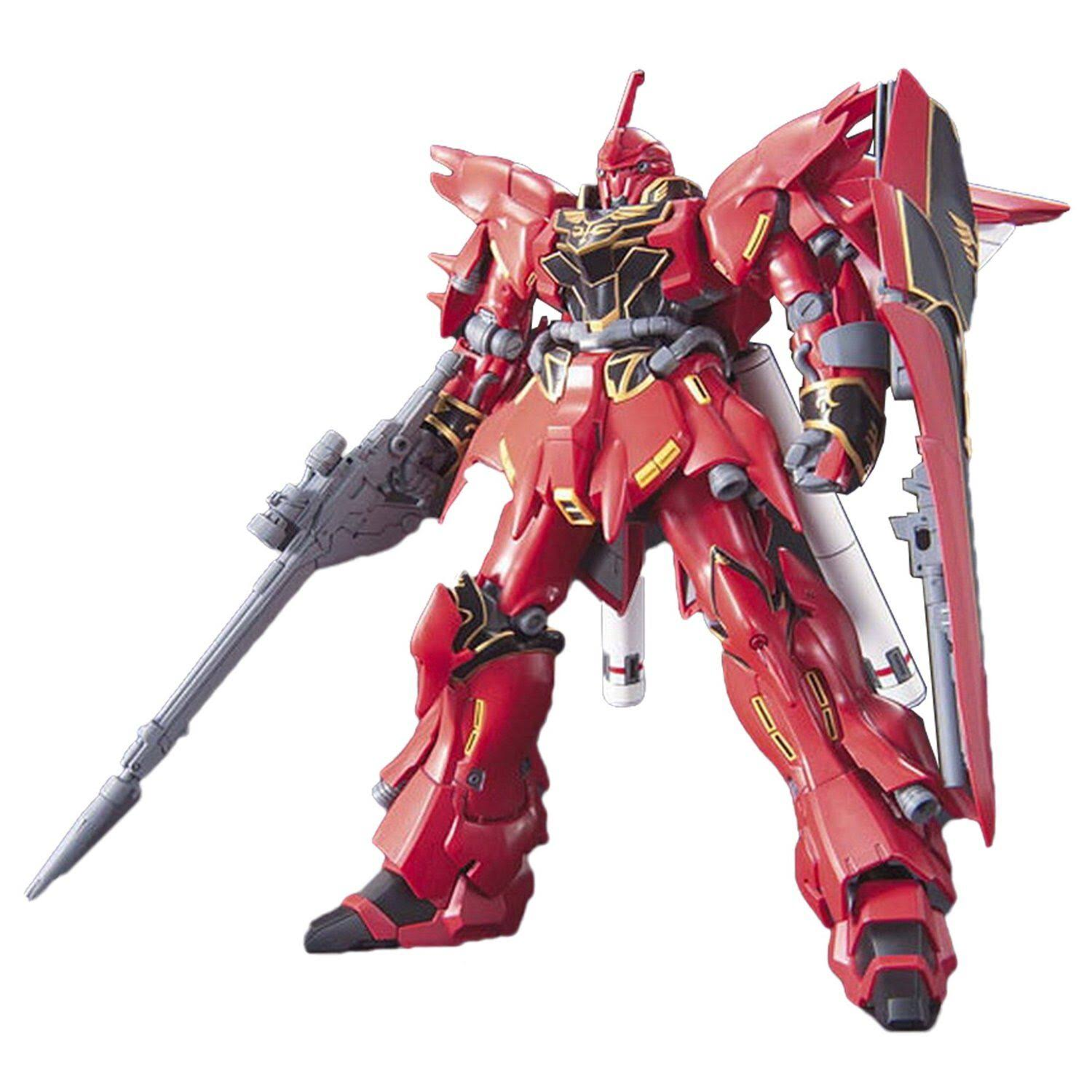 Bandai MSN-06S Sinanju Gundam Model Kit