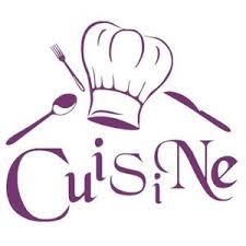 pochoir pour cuisine purple créative stickers muraux pour cuisine décoration à la