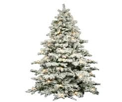 Unlit Artificial Christmas Trees Walmart by Christmas Walmart White Christmas Tree With Lights At Best Of