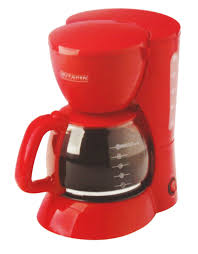Amazon Kitchen Selectives Colors Red 5 Cup Coffee Maker Dining