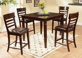 lovable pub table and 4 chairs pub table sets with 4 chairs