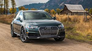 2017 Audi A4 Allroad Wagon Pricing, Features, Ratings And Reviews ...