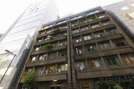 100 Tokyo Penthouses Ginzas Okuno Building A Slice Of S Early Twentieth