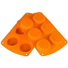 webake 2 stück törtchen formen silikon tarteform quicheform 6er mini quiche backform für kleine kuchen mini kuchen backform silikonbackform
