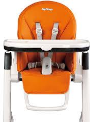 Peg Perego High Chair Siesta Cover by Peg Perego Siesta High Chair Arancia Orange