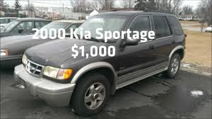 2000 Kia Sportage EX $1000, Kia Sportage Used Cars Under 1000 For ... Truckdomeus Central Nj Cars Trucks Quest Craigslist Houses For Sale Near Me By Owner Long Island Rental Scams Sc And Unique Jersey Shore Washington And By Best Toyota Rav4 For Sale On Youtube In Fresh New Charity Car Dation Used Sell Classic Olx California Under Auto Sell Idevalistco Armored Vehicles Bulletproof Suvs Inkas Lawn Mowers Atlanta 94 With Houston Tx Good Here