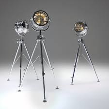 Surveyor Floor Lamp Tripod by I3dbox 3d Lamp Model