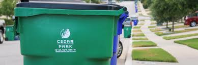 Waste Management Christmas Tree Pickup Schedule by Trash Recycling U0026 Solid Waste Services City Of Cedar Park Texas
