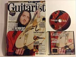Guitarist Magazine April 2004 Issue 248 John Frusciante Red Hot Chili Peppers A Private Lesson With Petrucci Play Eric JohnsonSRV Etc Amazoncouk