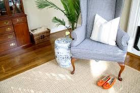 le tapis jonc de mer pour le salon classique en 60 belles idées