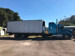 KENWORTH Box Truck - Straight Trucks For Sale