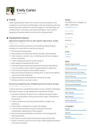English Teacher Resume Sample & Writing Guide | Resumeviking.com 24 Breathtaking High School Teacher Resume Esl Sample Awesome Tutor Rponsibilities Esl Writing Guide Resumevikingcom Ammcobus Resume Objective For English Teacher English Example Shows The Educators Ability To Beautiful Language Arts Examples By Real People Example Child Care Samples Velvet Jobs Template Cv Free Templates New Teaching Position Cover Letter By Billupsforcongress For Fresh Graduate In
