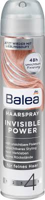 haarspray invisible power 300 ml