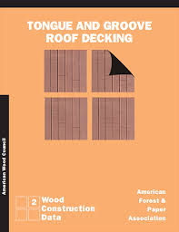 tongue and groove wood roof decking wcd 2 tongue and groove roof decking