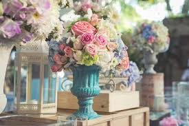 Shabby Chic Wedding Decorations Hire by Vintage Affair Home