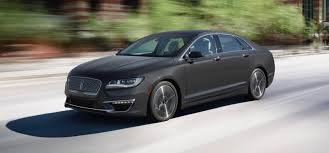 100 Lincoln Cars And Trucks 2019 MKZ Wont Come In Black Label HillsideWhipscom