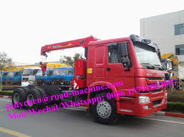 16T Truck Mounted Crane /Lorry Crane/Truck With Crane/Pickup Truck ...