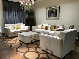 100 2 Sofa Living Room Hot Item Beige With Modern Style For