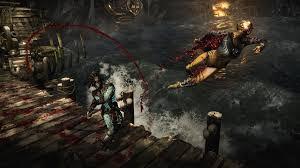 Mortal Kombat Arcade Machine Uk by Mortal Kombat X Ps4 Amazon Co Uk Pc U0026 Video Games
