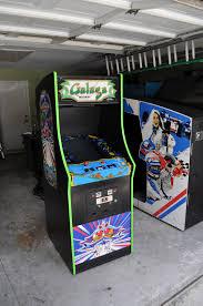 Galaga Arcade Cabinet Kit by Spaceport Arcade June 2010