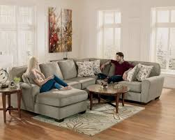 Sectional Sofa With Cuddler Chaise sectional sofa with chaise and cuddler chaise design