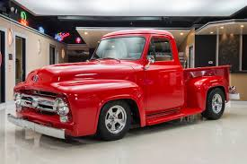 1955 Ford F100 | Classic Cars For Sale Michigan: Muscle & Old Cars ... 1955 Ford F100 For Sale Near Cadillac Michigan 49601 Classics On 135364 Rk Motors Classic Cars Sale For Acollectorcarscom 91978 Mcg Classiccarscom Cc1071679 Old Ford Trucks In Ohio Average F500 Truck In Frisco Tx Allsteel Restored Engine Swap F250 Sale302340hp Crate Motorbeautiful Restoration Rare Rust Free 31955 Track Cab Enthusiasts Forums 133293
