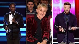 Carson Daly Halloween Linus by People U0027s Choice Awards 2017 Winners List Hollywood Gossip