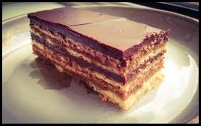 Patisserie Makes Perfect How to make an Opera cake