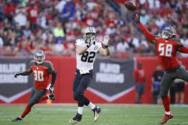 2017 New Orleans Saints Training Camp Preview Tight End
