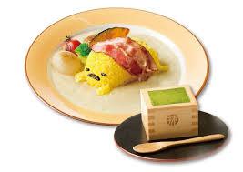 cuisine n駱alaise osaka s gudetama cafe kicks limited edition matcha menu