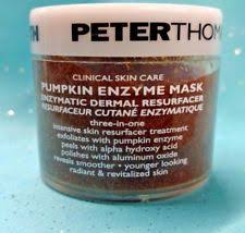 Pumpkin Enzyme Mask by Peter Thomas Roth Mask Face Anti Aging Products Ebay