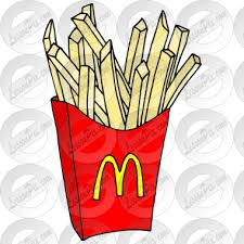 McDonalds French Fries Picture