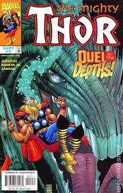 Thor 1998 2004 2nd Series 3