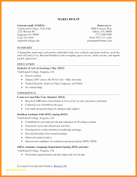 8-9 Resume Example Recent College Graduate | Crystalray.org College Admission Resume Template Sample Student Pdf Impressive Templates For Students Fresh Examples 2019 Guide To Resumesample How Write A College Student Resume With Examples 20 Free Samples For Wwwautoalbuminfo Recent Graduate Professional 10 Valid Freshman Pinresumejob On Job Pinterest High School 70 Cv No Experience And Best Format Recent Graduates Koranstickenco