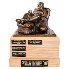 Perpetual Fantasy Football Trophy | The Armchair Quarterback Fantasy Football League Champion Trophy Award W Spning Monster Free Eraving Best 25 Football Champion Ideas On Pinterest Trophies Awesome Sports Awards 10 Best Images Ultimate Archives Champs Crazy Time Nears Fantasytrophiescom Where Did You Get Your League Trophy Fantasyfootball Baseball Losers Unique Trophies