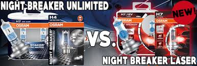 differences between osram breaker unlimited osram